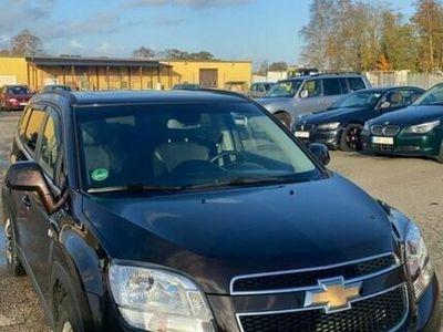 begagnad Chevrolet Orlando