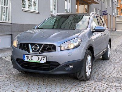 begagnad Nissan Qashqai +2 2.0 7-sits 141hk DRAGKROK