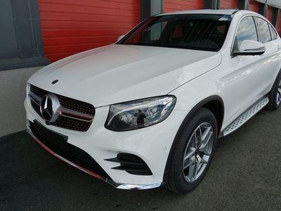 begagnad Mercedes GLC220 d 4-Matic Coupé Aut