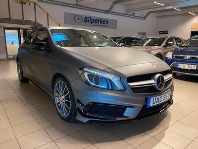 begagnad Mercedes A220 245 GCDI