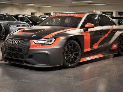 begagnad Audi RS3 LMS / TCR (STCC) Färdig tävlingsbil!