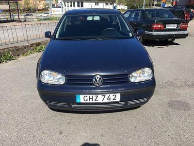begagnad VW Golf 3-dörrar 1.6 Comfort, Trendline (100hk) Besiktigad