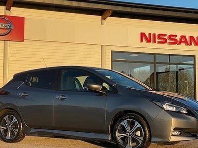 begagnad Nissan Leaf 40 kWh N-Connecta LED 2020, Halvkombi 3 499 kr