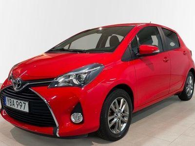 begagnad Toyota Yaris 1,33 5-D EDITION