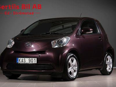 begagnad Toyota iQ 1.0 1 VVT-i 2009, Halvkombi 54 000 kr