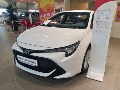 begagnad Toyota Corolla 1.8 Elhybrid 5D Active Snabb l