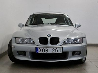begagnad BMW Z3 Coupe 2,8i Taklucka