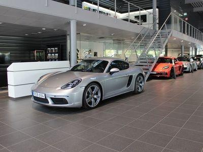 gebraucht Porsche 718 Cayman-17