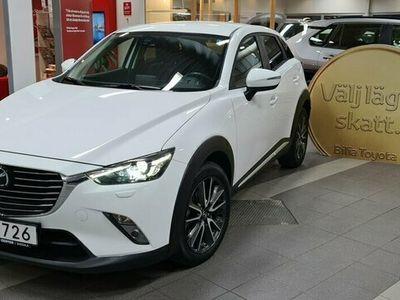 begagnad Mazda CX-3 2.0 SKYACTIV-G AWD Optimum 150HK