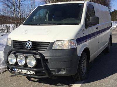 begagnad VW Transporter SKÅP 2.5 4MOTIONT5 TDI 4-motion (130hk)