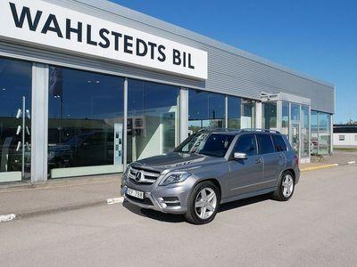 begagnad Mercedes GLK220 CDI 4MATIC 7G-Tronic Plus 170hk