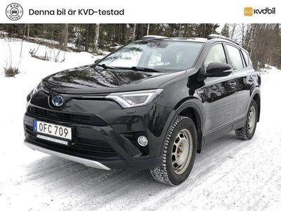 begagnad Toyota RAV4 2.5 HSD AWD (197hk)
