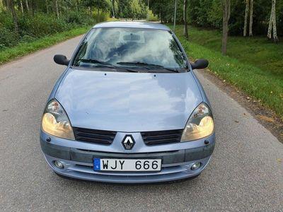 begagnad Renault Clio Halvkombi 1.2 Expression besikta