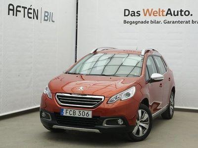 gebraucht Peugeot 2008 1.2 VTi EGS Euro 6 82hk Allure