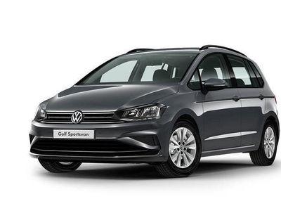 begagnad VW Golf Sportsvan TSI 115hk