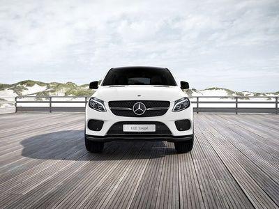 begagnad Mercedes GLE350 4Matic Coupé AMG-line Fullt utrustad