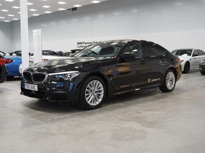 begagnad BMW 530 E xDrive M Sport Navi Drag Fartpilot HiFi Tonade Rutor