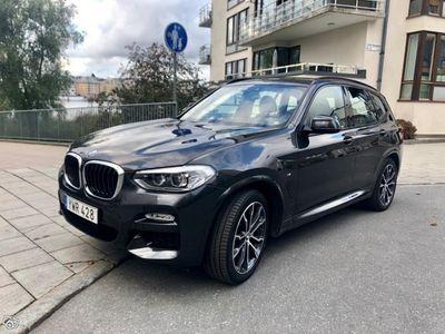 begagnad BMW X3 Panorama, M-sport -19