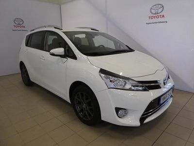 begagnad Toyota Verso 1.8 VVT-i /7sits EDITION FEEL