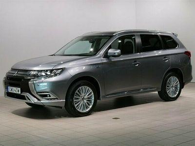 begagnad Mitsubishi Outlander P-HEV PHEV 4WD Komfort 2020