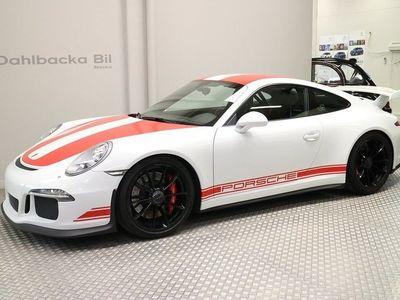 begagnad Porsche 911 GT3 3.8 476hk Clubsport