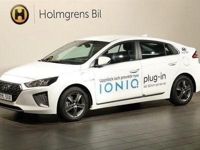 begagnad Hyundai Ioniq PHEV Premium Rsh Tek Wcha