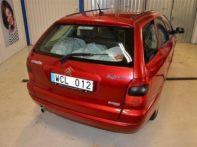 begagnad Citroën Xsara 1,6*NYBES*NYKAMREM