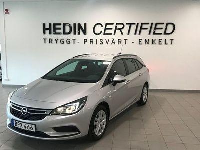 begagnad Opel Astra Sports Tourer 1.4 EDIT Manuell, 125hk, 2018