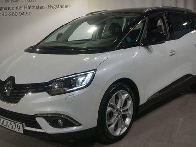 begagnad Renault Scénic Grand DCI 110 *V-däck. Navi*