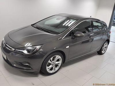 begagnad Opel Astra 1.6 CDTI ECOTEC 5dr (136hk)