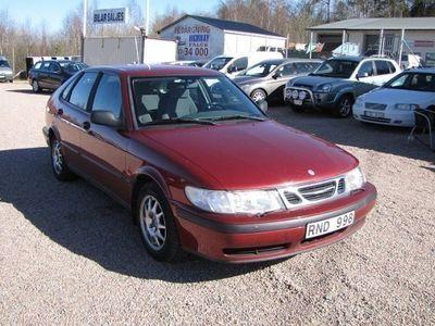 begagnad Saab 9-3 2.0I 5D RED & B -00