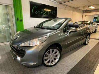 begagnad Peugeot 207 CC 1.6 VTi 120hk, Nybesiktad, Roland Garros