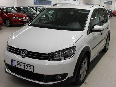 usado VW Touran Cross