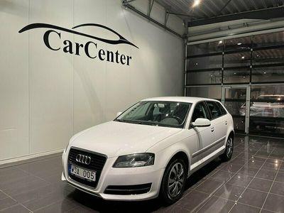 begagnad Audi A3 Sportback 1.6 TDI | Attraction | Comfortpkt | Nybes