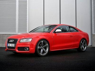 brugt Audi A5 Coupé 2.7 TDI V6 S-Line 190hk