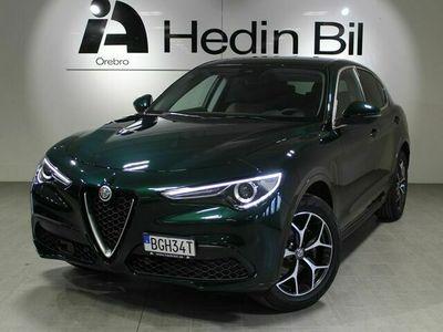 begagnad Alfa Romeo Stelvio TI 2.0 200HK AWD 8 - steg aut