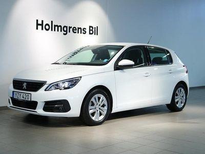 begagnad Peugeot 308 5d Active 1 2 PureTech 2018, Halvkombi 139 900 kr