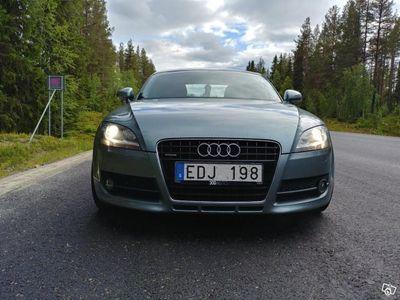 begagnad Audi TT 3.2 -07
