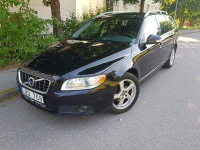 begagnad Volvo V70 Summum
