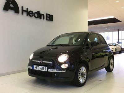 begagnad Fiat 500C 1.2 Lounge 69hk 448:- årskatt