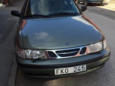 begagnad Saab 9-3 -99