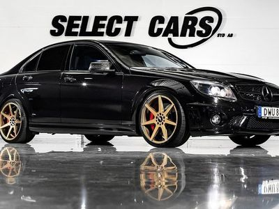 begagnad Mercedes C63 AMG AMG Performance package + -11