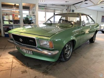 brugt Opel Commodore Coupé 2.8 GSE motor Automat