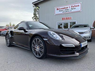 begagnad Porsche 911 Turbo/PDK/PDLS/