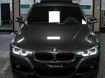 begagnad BMW 340 i XDRIVE M SPORT GLASTAK HUD SE UTR 1 2018, Personbil Pris 378 000 kr