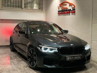 begagnad BMW M5 Competition 625hk KERAMISKA/TAKLUCKA SV-SÅLD