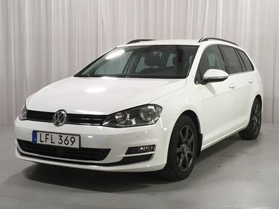 begagnad VW Golf SPORTSCOMBI VII 1.4 TSI (150hk)