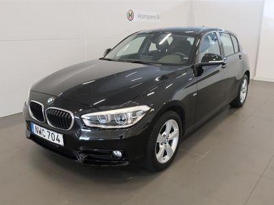 begagnad BMW 118 i Sportline Navigation Aut