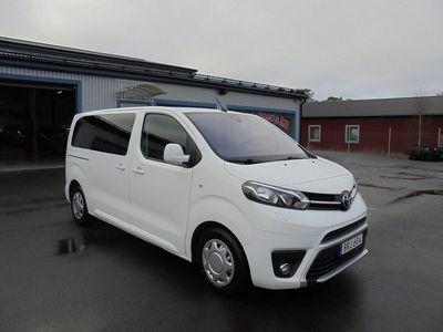begagnad Toyota Verso Proace2.0 D-4D Euro 6 150hk