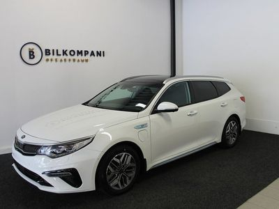 begagnad Kia Optima SW P-HEV Advance Plus 2